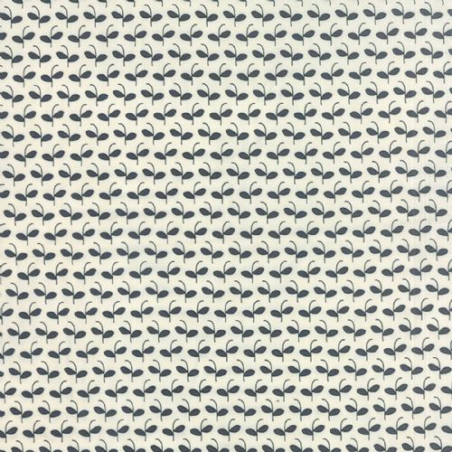 Moda - Feed Company Sprouts (Vanilla/Black) Fabric